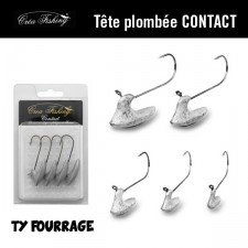Tete plombee contact pour ty fourrage